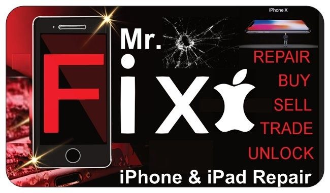 Mr. Fix Logo