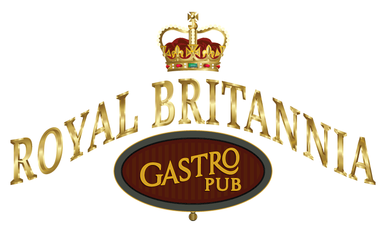 Royal Britannia / Pizzeria Pronto Logo