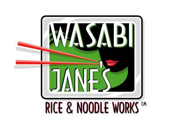 Wasabi Jane Logo
