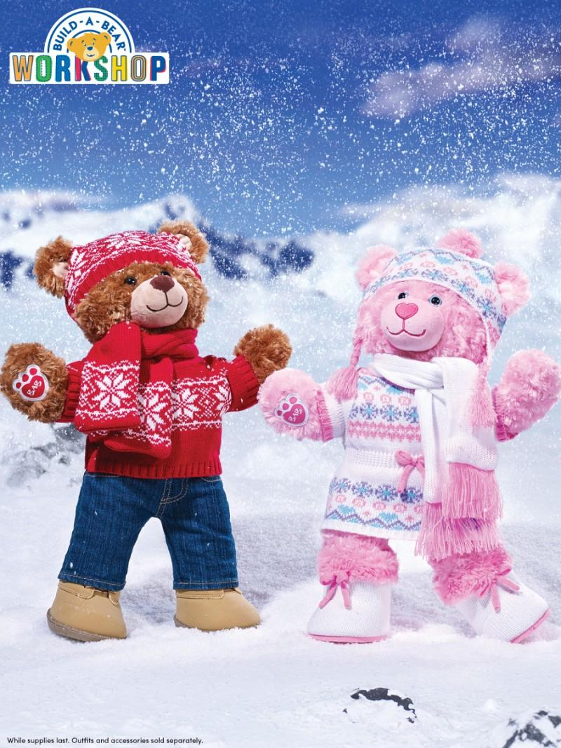 Buy One, Get One for $10 at Build-A-Bear Workshop