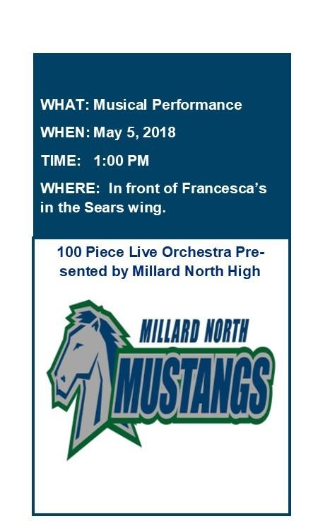 Live Performance by Millard North High School
