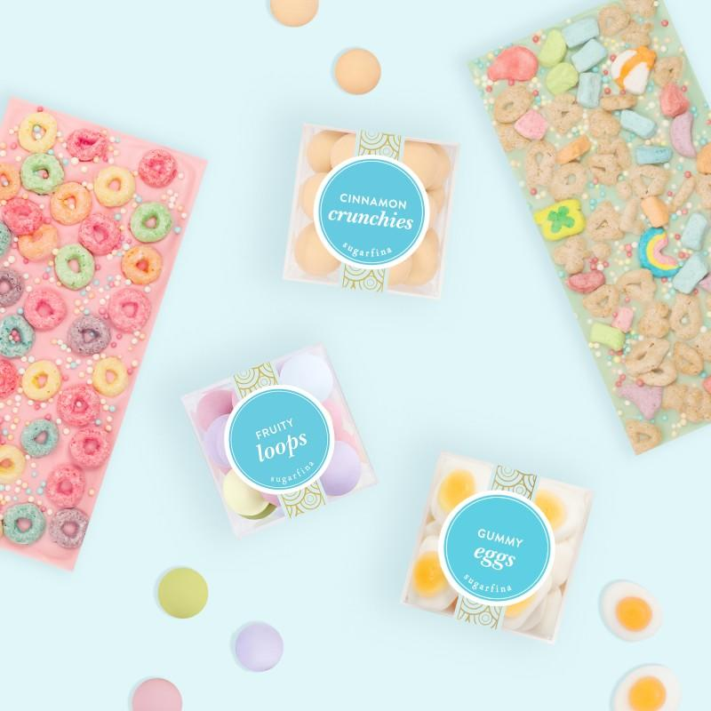 New Candy for Breakfast Collection from Sugarfina