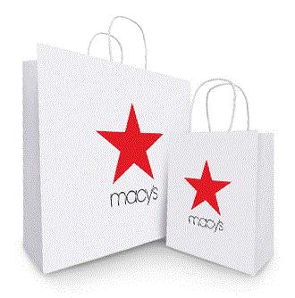 macys shopping bags
