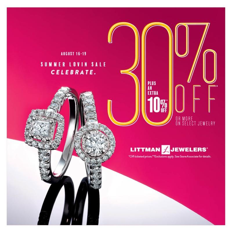 Summer Lovin! from Littman Jewelers