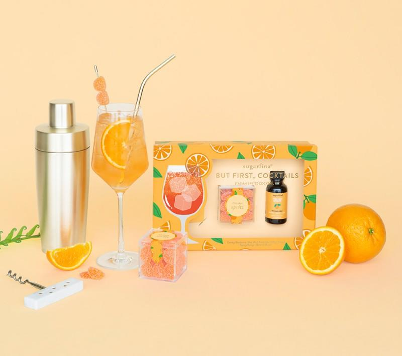 New But First, Cocktails Collection from Sugarfina