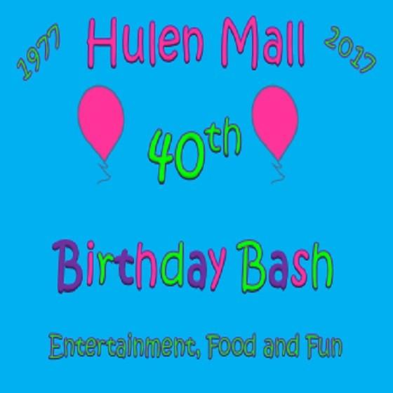 Hulen Mall is Turning 40!