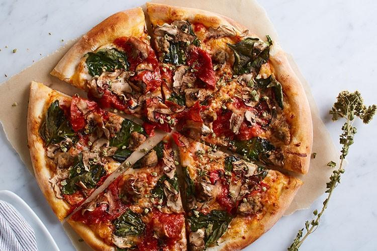 Back by Popular Demand - New Items! from California Pizza Kitchen