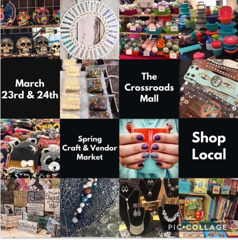 craft & vendor market
