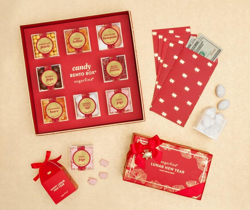 Lunar New Year Collection from Sugarfina