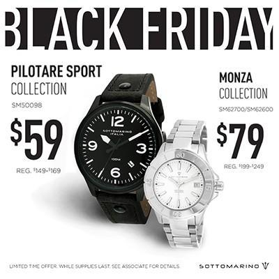 Black Friday Month-Long Deals