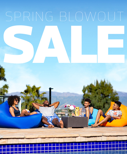 Spring Blowout Sale from Yogibo