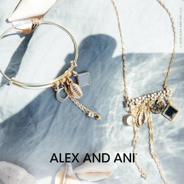 ALEX AND ANI Summer Campaign 2019 from ALEX AND ANI