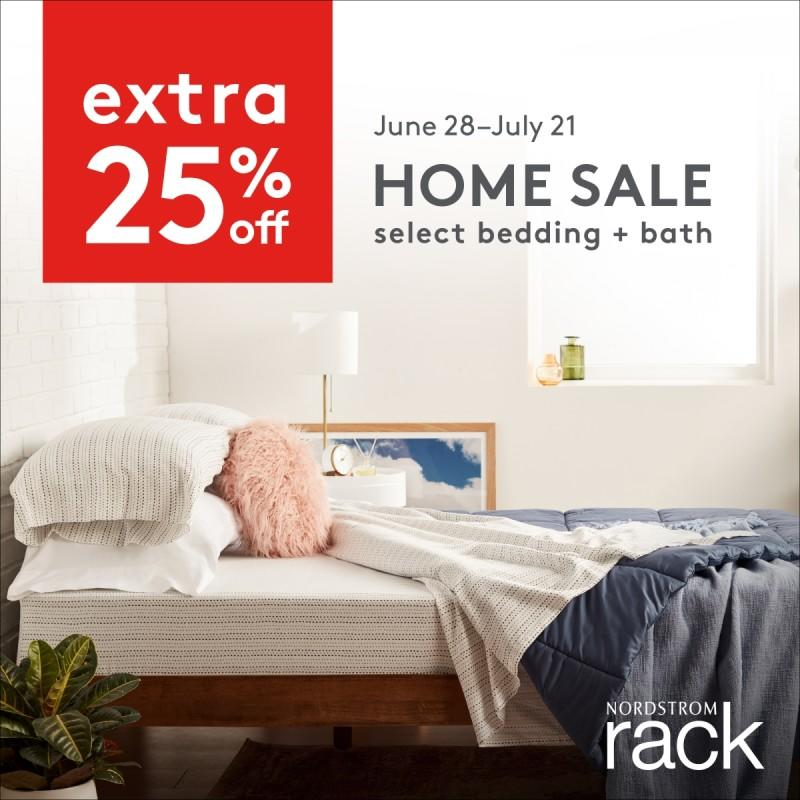 Save on Bedding and Bath! from Nordstrom Rack