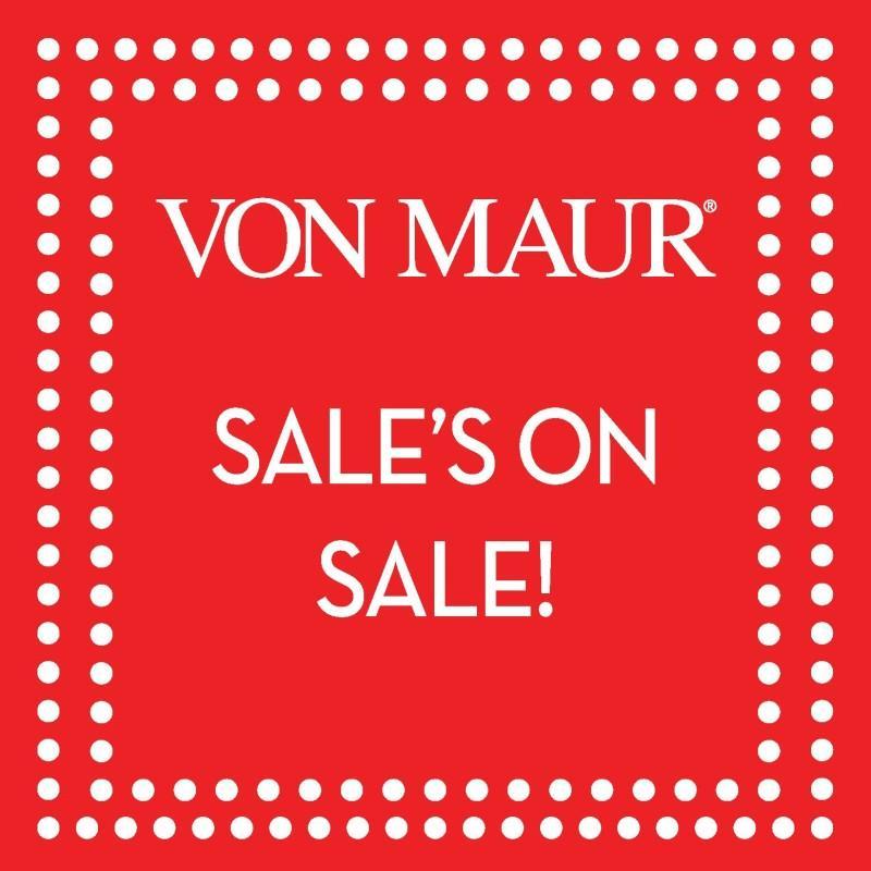 Extra 25% Off from Von Maur