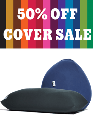 50% Off Covers Sale from Yogibo