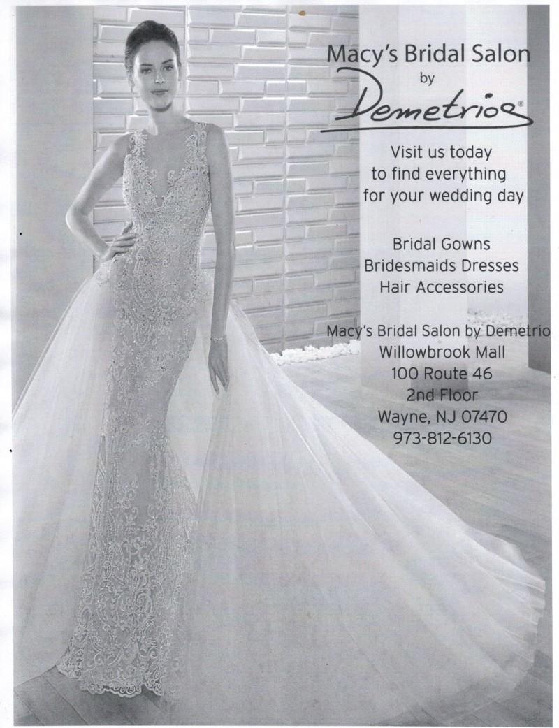 Gowns Macys Bridal Salon - Address DB