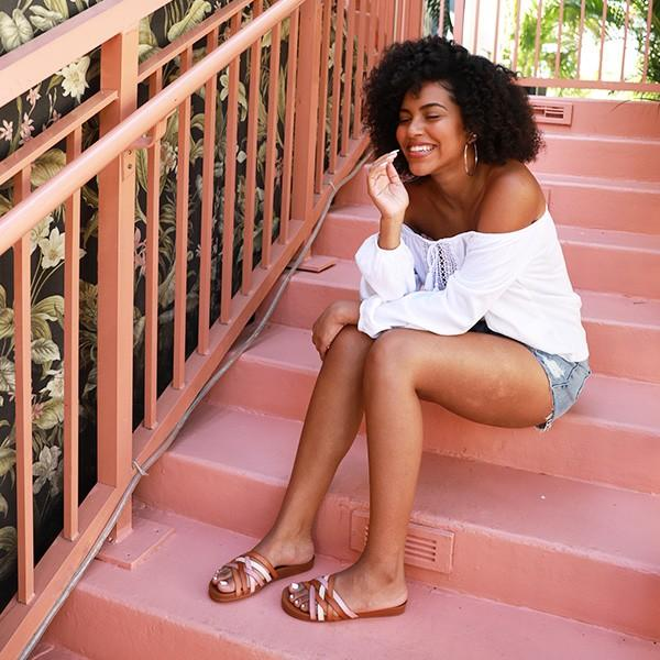 Women's Roxy Birdine Slide Sandal