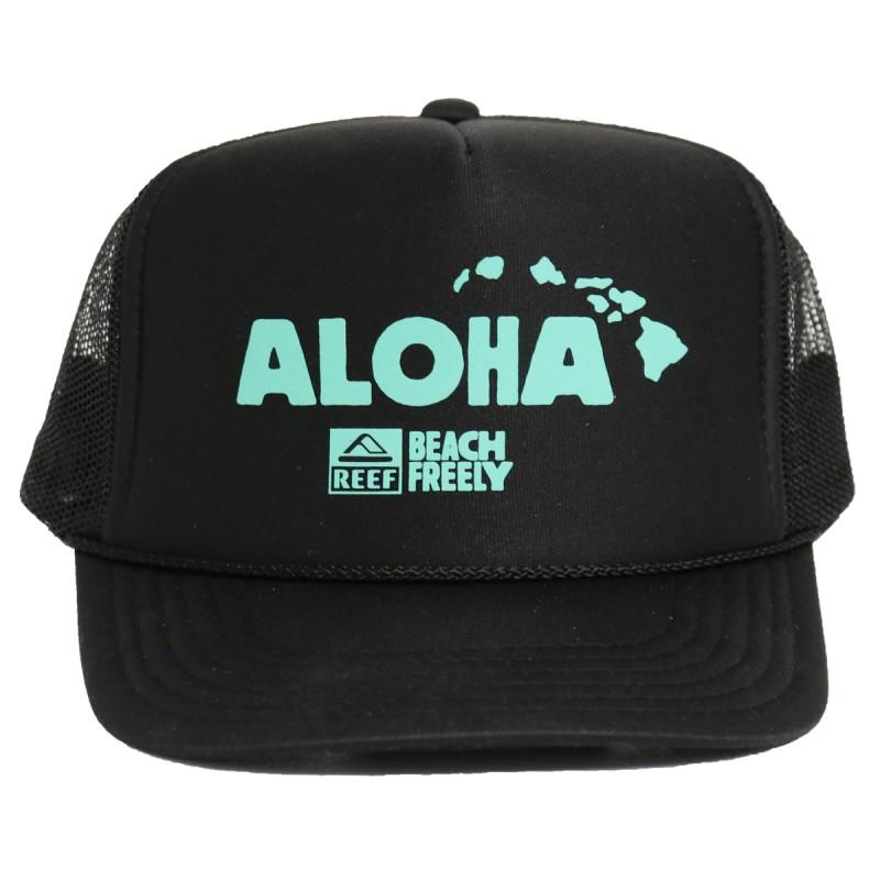 Free Reef Trucker Hat from T&C Surf Designs