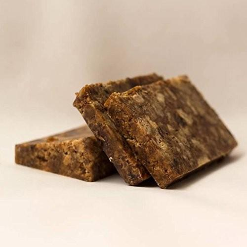 African Raw Black Soap from Sheer Treasures