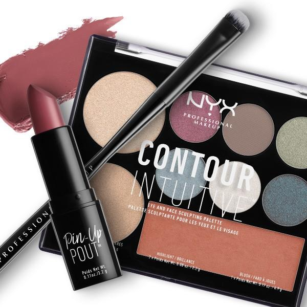 BUY MORE GET MORE: FREE GIFT WITH PURCHASE from Nyx Professional Makeup