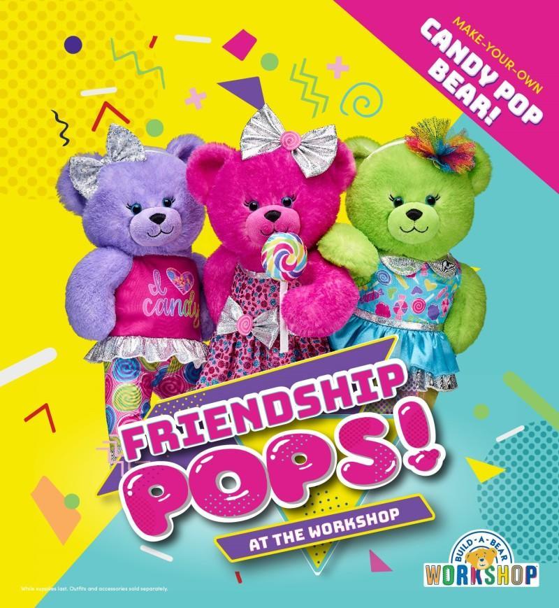 Friendship Pops at the Workshop!