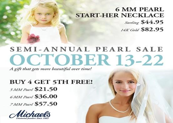 Semi-Annual Pearl Sale
