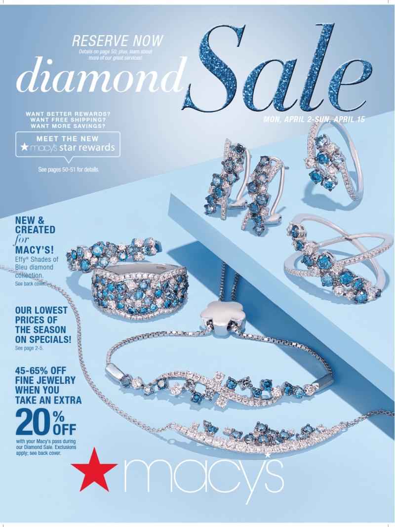 Diamond Sale from macy's