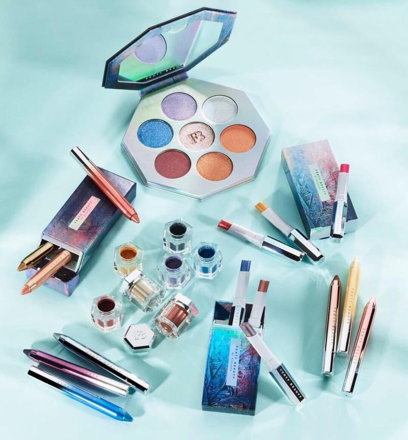 Check out the Fenty Beauty by Rihanna Holiday Collection at Sephora inside JCPenney from JCPenney