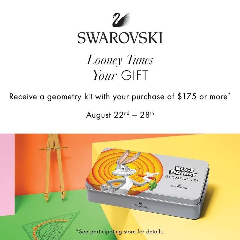 Gift with Purchase from Swarovski