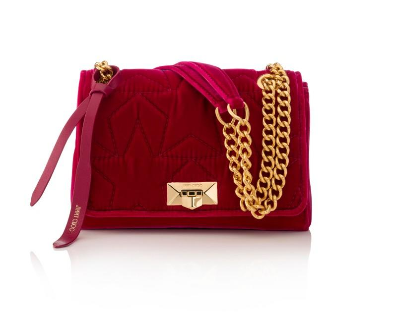 New Helia Shoulder Bag from Jimmy Choo