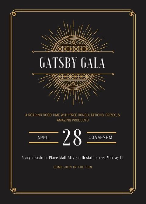 Gatsby Gala at Macy's