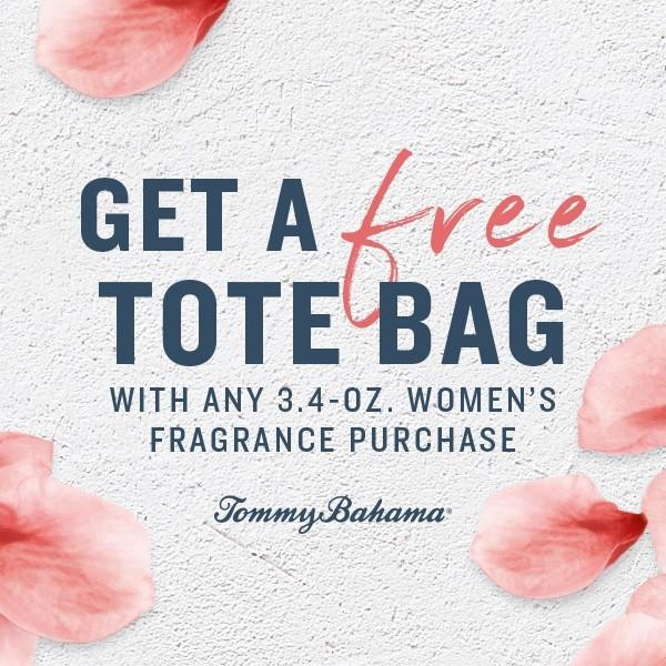 Free Gift with Purchase from Tommy Bahama