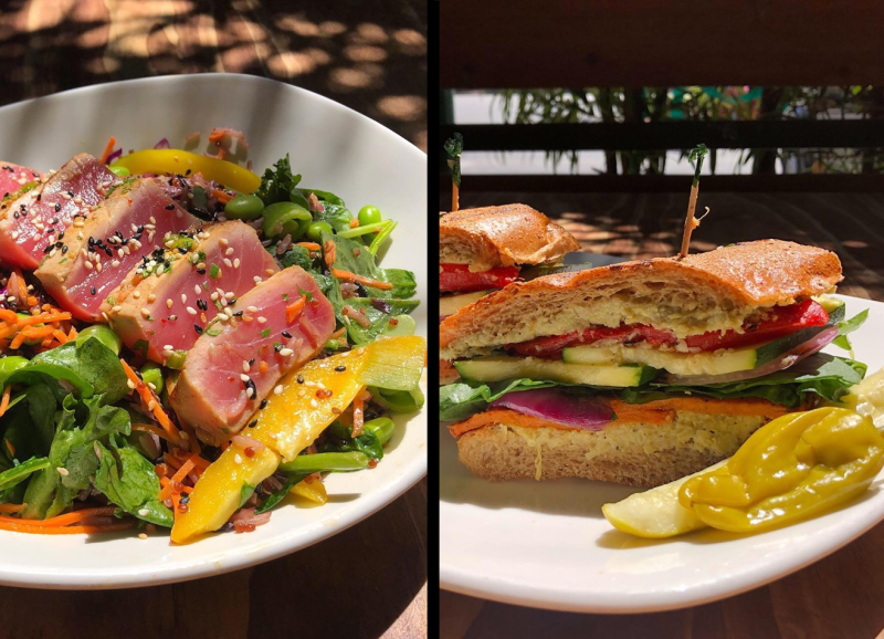 Stop by to fill your taste buds with our new Menu featuring NEW items! from Jack's Urban Eats