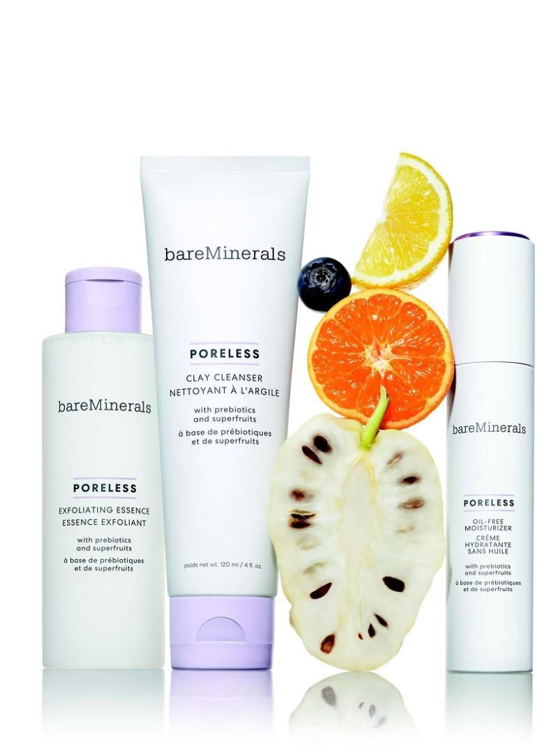 New Poreless Skincare Collection Launch Event from bareMinerals
