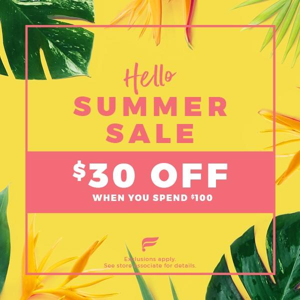 Hello Summer Sale! from Fabletics
