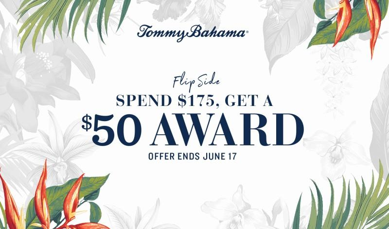 Flip Side Silver from Tommy Bahama