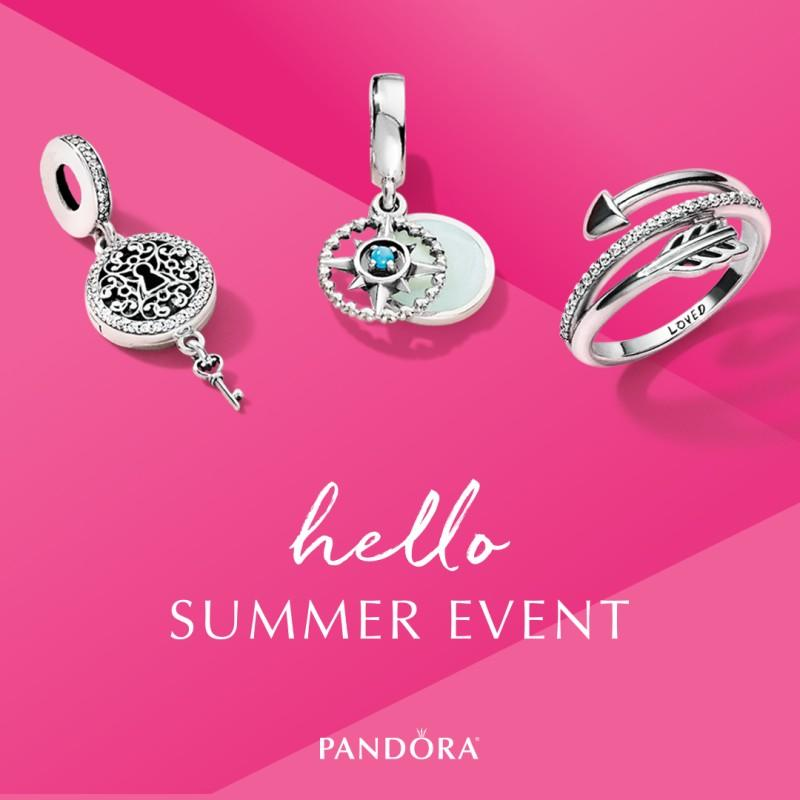 Hello Summer! from PANDORA