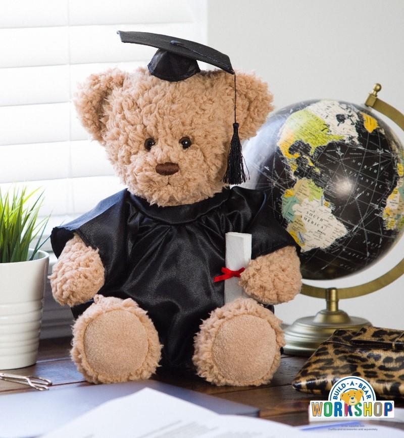 CeleBEARate Graduation Season from Build-A-Bear Workshop