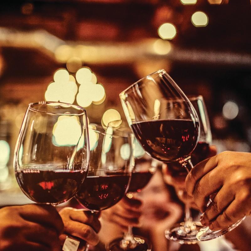 Enjoy half-off bottles of wine from Kona Grill