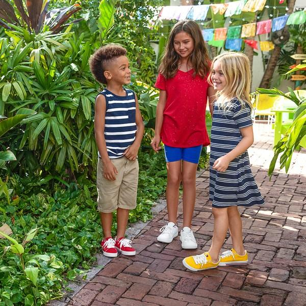 Tommy Hilfiger Heritage Casual Shoes for Kids from Journeys Kidz