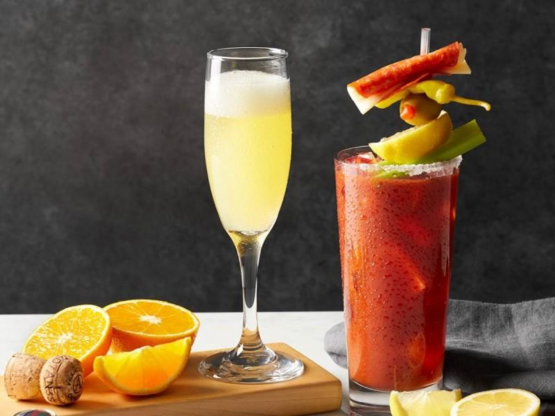 $5 Bloody Marys, Mimosas and Sangria at BRIO
