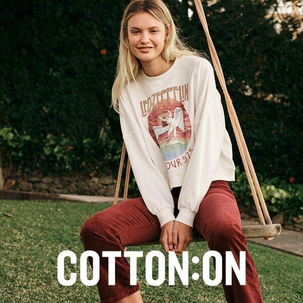 Cotton On from Cotton On