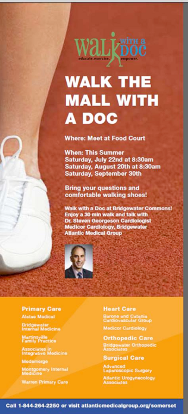 Walk The Mall With A Doc