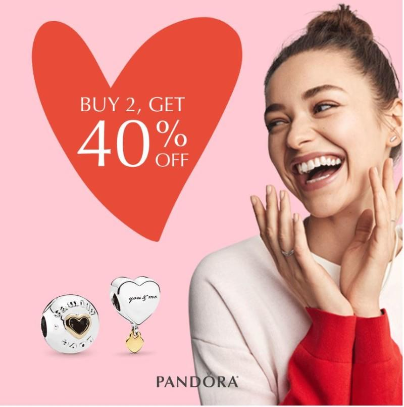 Pandora June Clearance Sale from PANDORA