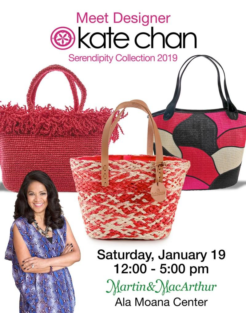 Kate Chan Trunk Show from Martin & MacArthur