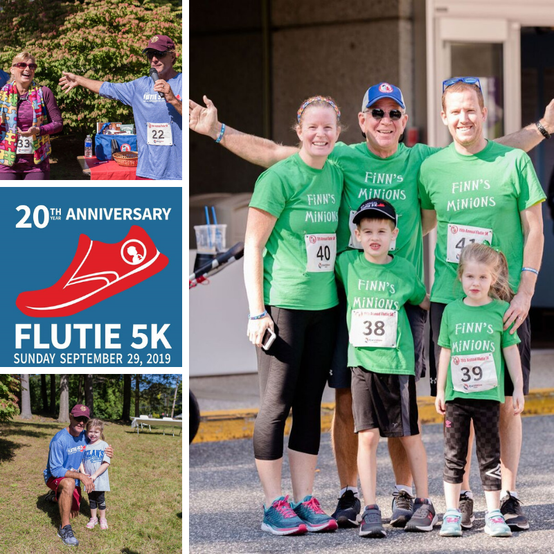Flutie 5K Packet Pick Up at Wegmans Natick Mall