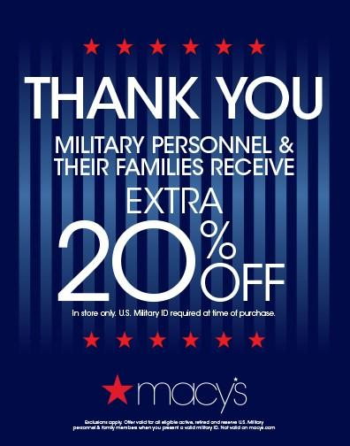 THANK YOU from macy's