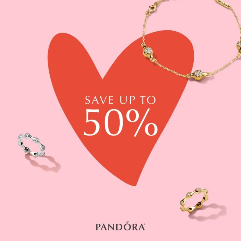 Pandora Jewelry's June Sale