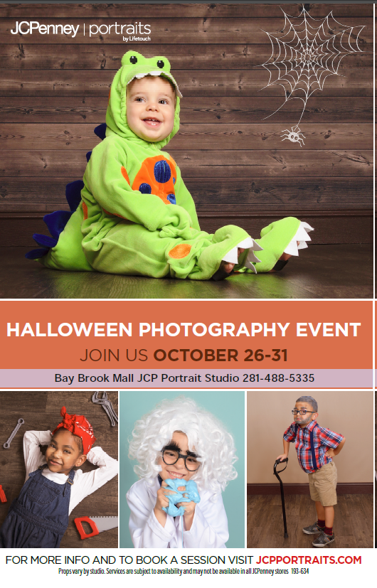JCP Portraits: Halloween Event from JCPenney
