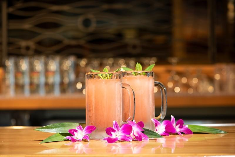 Frosé Fridays from Islands Fine Burgers & Drinks